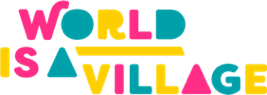 WORLD IS A VILLAGE logo
