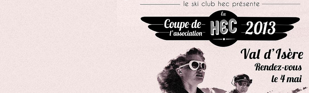 Ski Coupe Association HEC/Ski