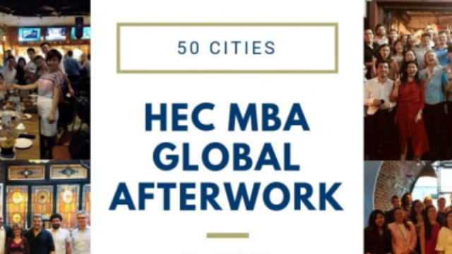 The BIGGEST 24h Global MBA Afterwork - For All Alumni
