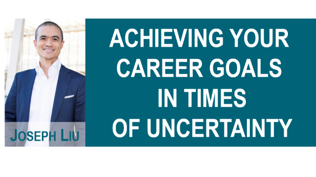 HEC Life Project - Achieving Your Career Goals in Times of Uncertainty