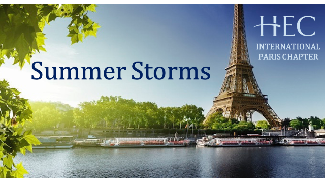 Paris Chapter Summer Storm (3rd edition)