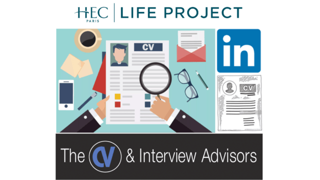 Advanced CV Writing: Get Noticed by Recruiters! HEC UK Life Project
