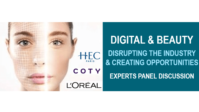 Beauty & Digital: Disrupting the industry and creating opportunities
