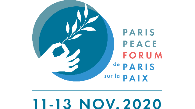 FORUM DE PARIS SUR LA PAIX - PARIS PEACE FORUM